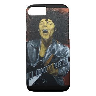 Metal Guru/Golden Boy iPhone Case