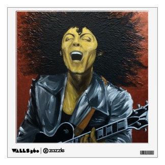 Metal Guru/Golden Boy - Wall Decal (color)