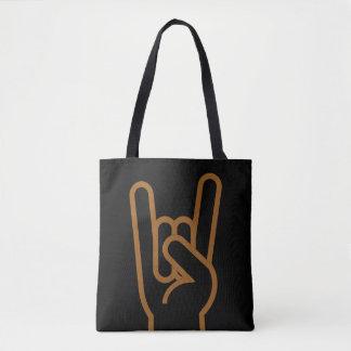 Metal Hand Tote Bag