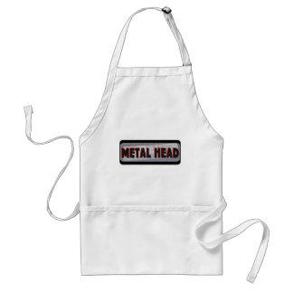 Metal Head Adult Apron