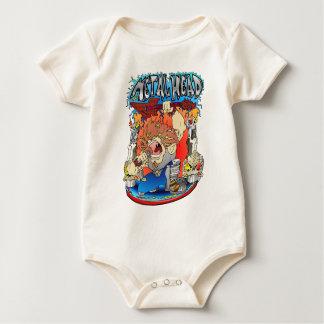 Metal Head Baby Bodysuit
