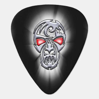 Metal Head Guitar Pick