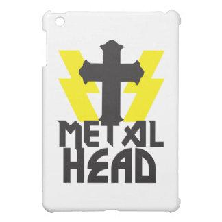 METAL HEAD iPad MINI COVERS