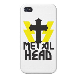 METAL HEAD iPhone 4/4S CASE
