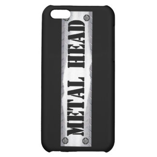 Metal Head Cover For iPhone 5C