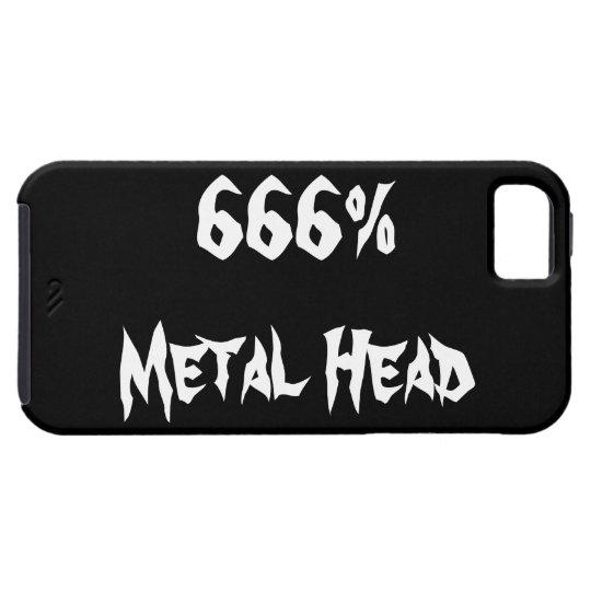 Metal Head iPhone SE/5/5s Case