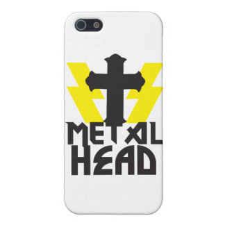 METAL HEAD iPhone SE/5/5s COVER