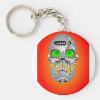 Metal Head! Keychain