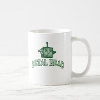 Metal Head Mugs
