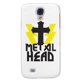 METAL HEAD SAMSUNG GALAXY S4 COVER
