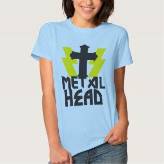 METAL HEAD SHIRT