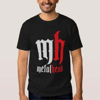 Metal Head with Edge! Tee Shirt