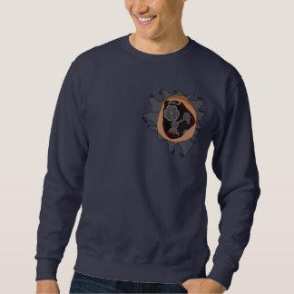 Metal Heart Sweatshirt
