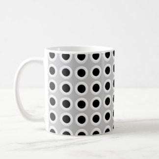 Metal Holes Grill (faux) Coffee Mug