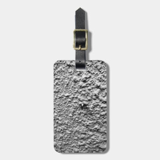 Metal Hook In Concrete Wall Luggage Tags