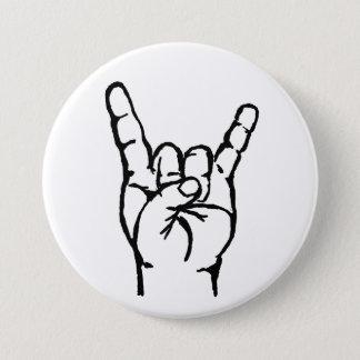 Metal Horn Button
