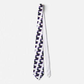 Metal Horse Tie