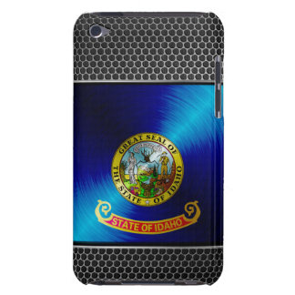 Metal Idaho Flag iPod Touch Cases