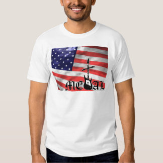 metal in the usa shirt