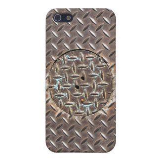 metal iPhone SE/5/5s cover