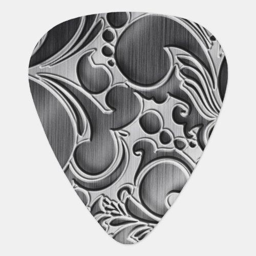 Metal Iron Guitar Picks