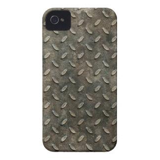 Metal la caja elegante del iphone 4 del modelo de iPhone 4 Case-Mate cárcasas