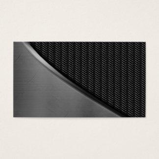 Carbon Fiber Business Cards & Templates | Zazzle