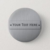 Metal Look custom button