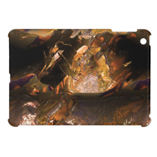 Metal Love Damaged 2 Cover For The iPad Mini