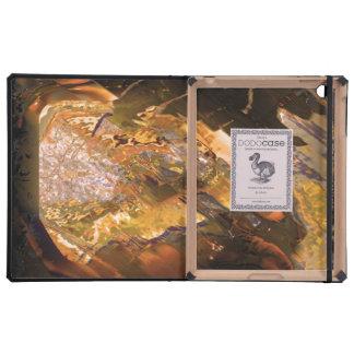 Metal Love Damaged 2 DODO iPad Folio Cases Option