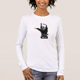 Metal | Love Long Sleeve T-Shirt