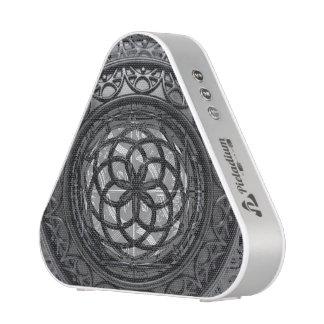 Metal Mandala Bluetooth Speaker