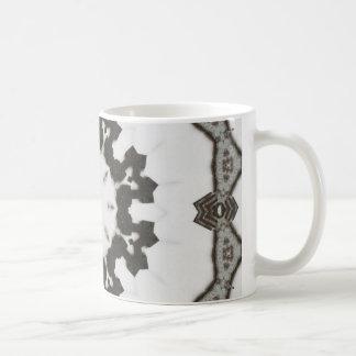 Metal Mandala Coffee Mug