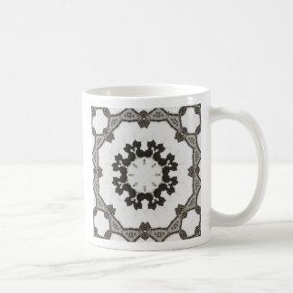 Metal Mandala Mug