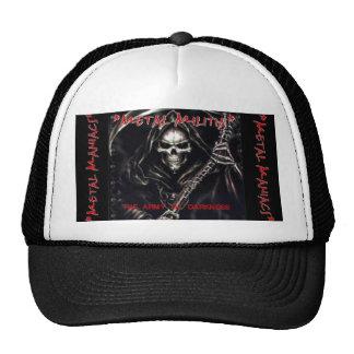 Metal Maniacs, Metal Maniacs, Metal Militia Trucker Hat