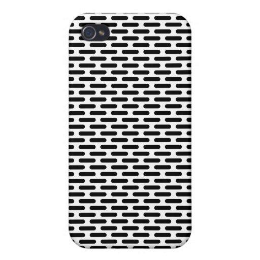 Metal Metalic Style iPhone 4 Case