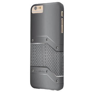 Metal Metallic Style iPhone 6 case