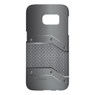 Metal Metallic Style Samsung Galaxy S7 Case