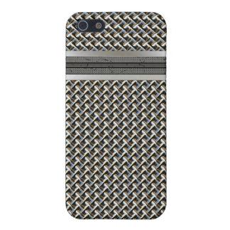 Metal Microphone iPhone 4 Case