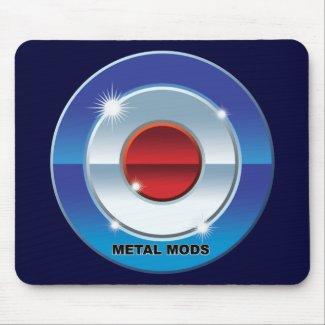 Metal Mods Mousepads