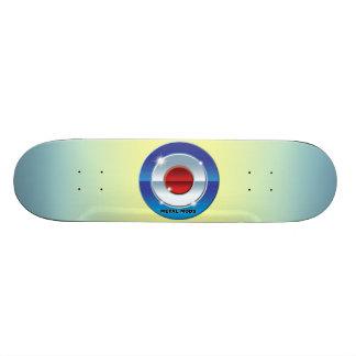 Metal Mods Skate Board