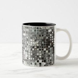 Metal Mosaic Mug