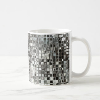 Metal Mosaic Sequins Mug
