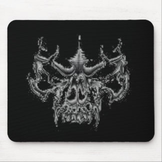 metal mouse pad