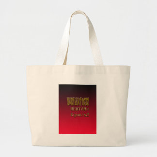 Metal Newton Law Of Motion Canvas Bags