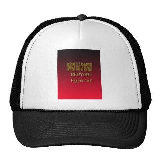 Metal Newton Law Of Motion Trucker Hat