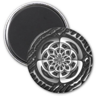 Metal object 2 inch round magnet