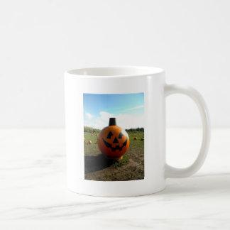 Metal Orange Coffee Mugs