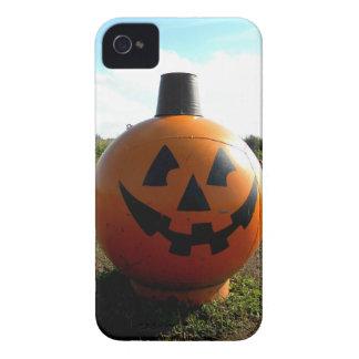 Metal Orange iPhone 4 Case-Mate Case