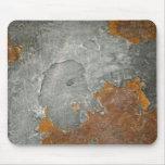 Metal oxidado 2 tapete de ratones